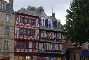 Maison ancienne Quimper