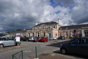Gare de Quimper