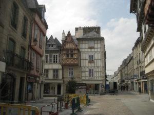 Centre ville de Quimper