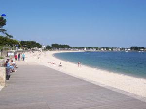 Benodet, cité balnéaire de Bretagne