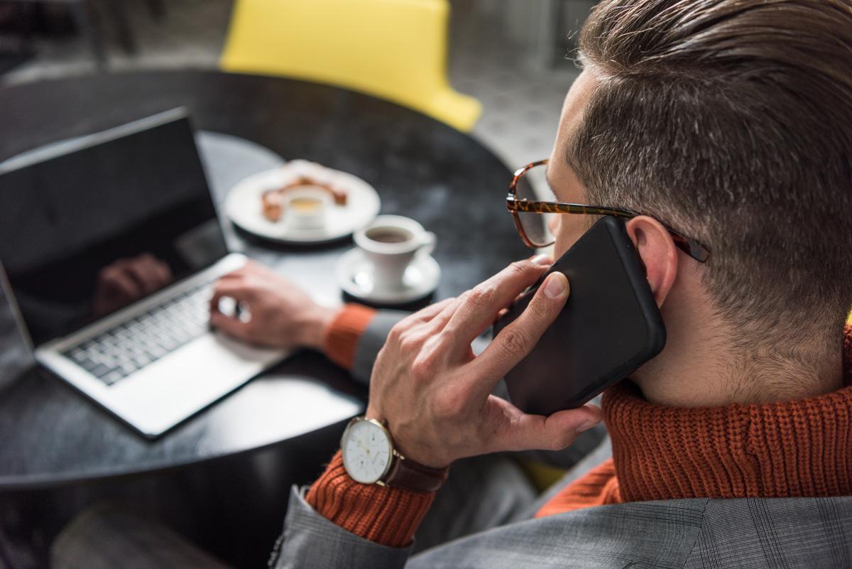 Recherche immobilière par téléphone