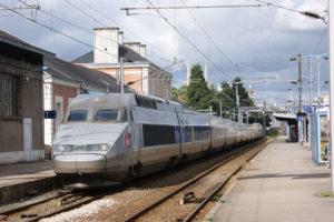 TGV Gare SNCF de Quimper