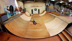 Skatepark Quimper Prat Ar Rouz