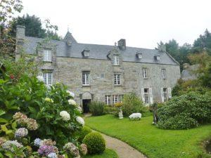 Manoir du Moustoir - Saint-Evarzec